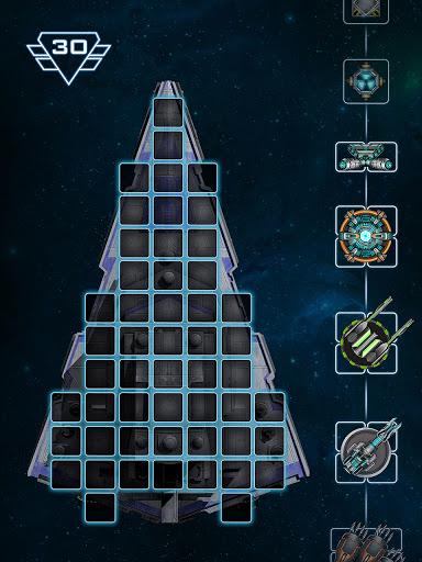 Space Arena: Spaceship games - 1v1 Build & Fight  APK MOD (Astuce) screenshots 2