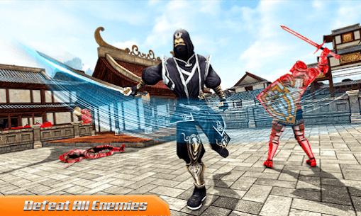 Superhero Ninja Sword Shadow Assassin Fight Mod Apk (Unlimited Points) 4