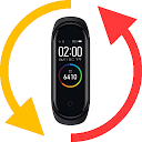 Mi Band 4 - Watch Face