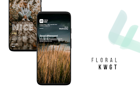 Floral Kwgt APK (PAID) Download for Android 5