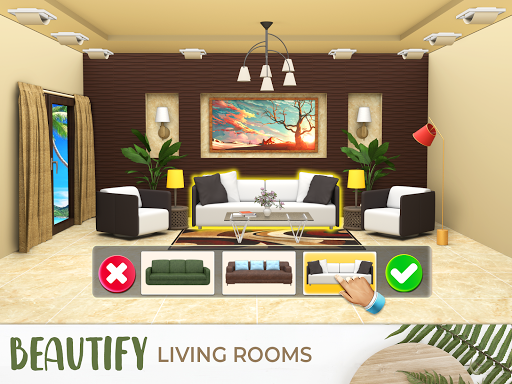 My Home Makeover Design: Dream House of Word Games 1.7 screenshots 6