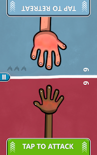 Red Hands – 2-Player Games Screenshot