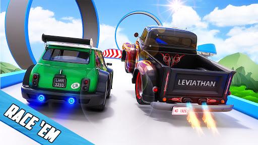 Car Stunts 3D Free- Impossible Ramp Car Stunt 2021 4.4 screenshots 3