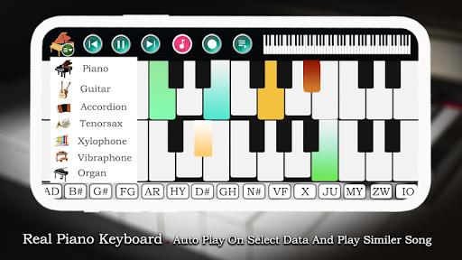 Piano Master - Perfect Piano keyboard modavailable screenshots 11