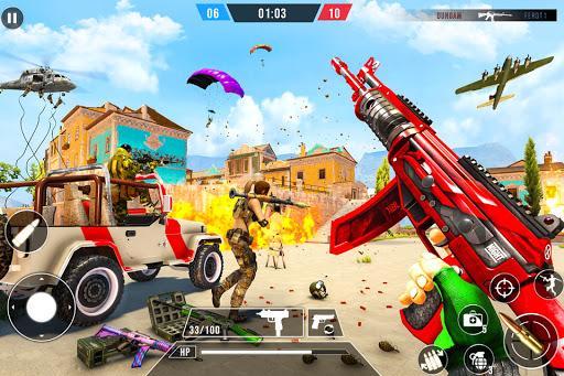Real Commando Secret Mission - FPS Shooting Games screenshots 1