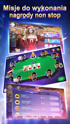 Texas Poker Polski  (Boyaa) 6.0.1 screenshots 1
