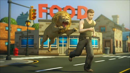 Wild Animal Zoo City Simulator 1.0.4 screenshots 9