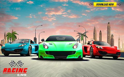 Car Race Free - Top Car Racing Games android2mod screenshots 2