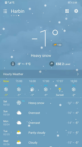 Weather Forecast 2.3.37 Screenshots 3