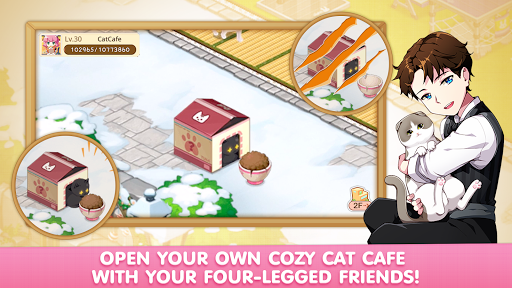 LINE Cat Cafu00e9 1.0.19 screenshots 4