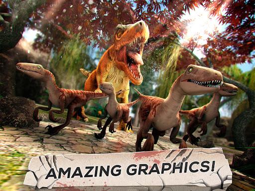 Jurassic Dinosaur Simulator 3D  screenshots 8