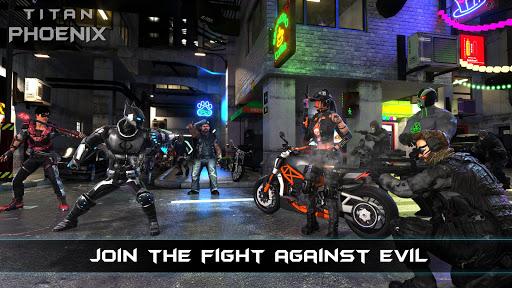 justice bat : streets of crime screenshot 1