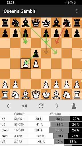 Chess Openings Pro  screenshots 1