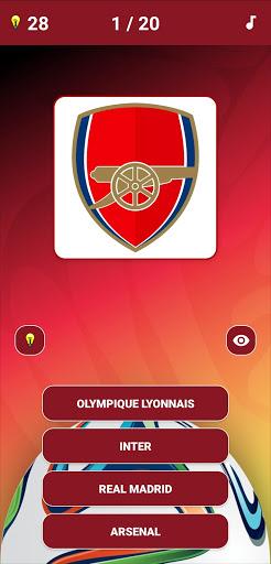 Soccer Logo Quiz android2mod screenshots 1