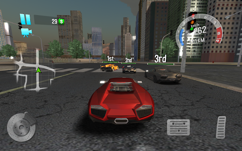 Racer UNDERGROUND Screenshot