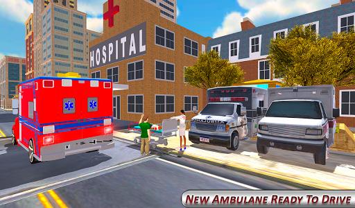 Ambulance Rescue Games 2020 1.15 screenshots 13