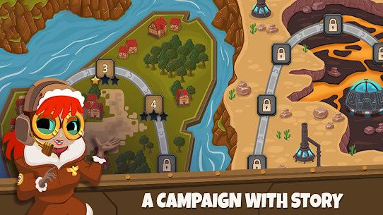 Gold Rush TD For Android 1