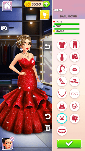 Fashion Stylist - International Makeup 1.8 screenshots 2