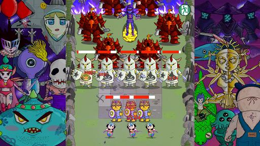 Defense Game : Save the Ninjatown 2.2.3 screenshots 7
