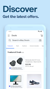 eBay – Buy, sell, and save money on your shopping 5