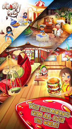 Tasty Tale: puzzle cooking game Apkfinish screenshots 8