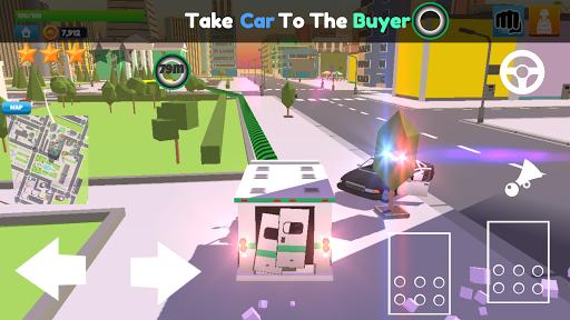 Rage City - Open World Driving And Shooting Game Apkfinish screenshots 18
