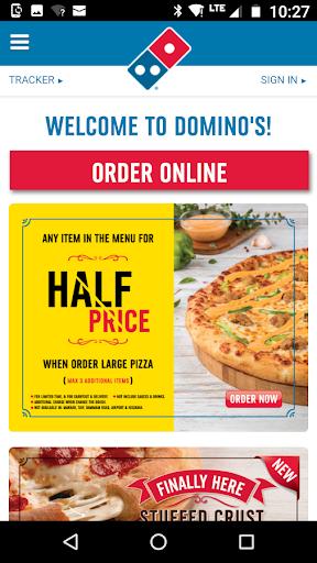 u062fu0648u0645u064au0646u0648u0632 u0628u064au062au0632u0627 Dominou2019s Pizza 4.0.0 Screenshots 1