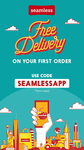 Seamless: Restaurant Takeout & Food Delivery App 7.131 screenshots 1