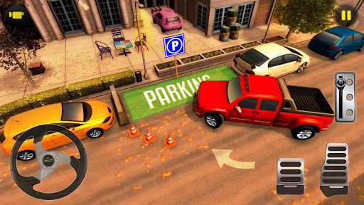 Modern Car Parking Simulator - Car Driving Games 4.1 screenshots 2