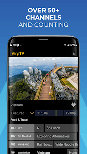 Airy – Free TV amp  Movie Streaming App For AndroidTV Apk Download New 2021 2