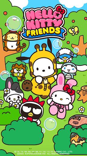 Hello Kitty Friends 1.9.0 screenshots 4