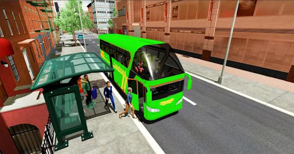 Coach Bus Simulator 2021  City Bus Driving Games Apk 2
