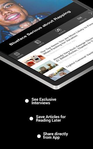 XXL - Hip-Hop News, Rap Music android2mod screenshots 9