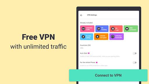 Aloha Browser Turbo - private browser + free VPN apktram screenshots 9
