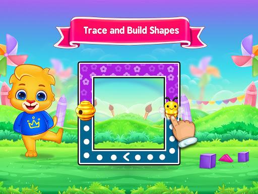 Colors & Shapes - Kids Learn Color and Shape screenshots 20