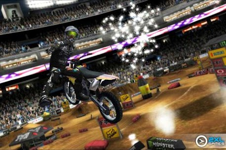 Ricky Carmichael' s Motocross Apk 5