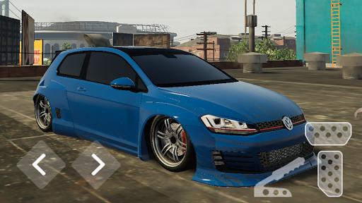 Speed Golf GTI Parking Expert 3.1 screenshots 8
