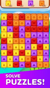 Pop Breaker: Blast all Cubes 8