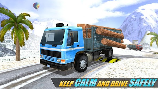 Indian Real Cargo Truck Driver -New Truck Games 21 Screenshot