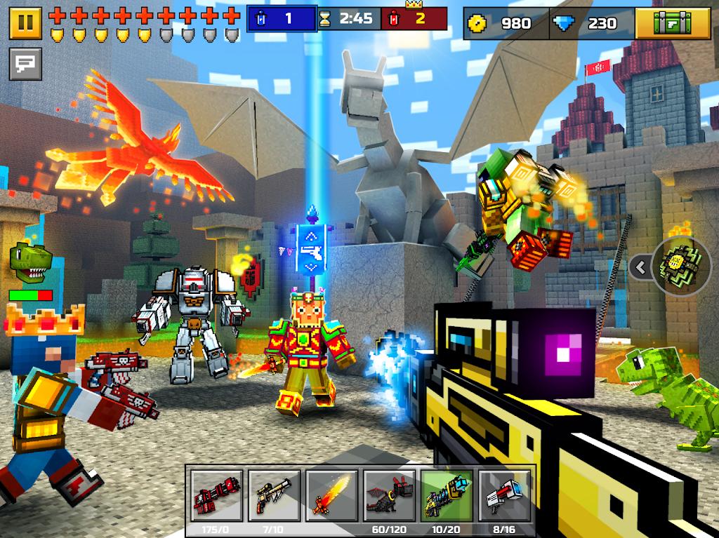 Pixel Gun 3D: FPS Shooter & Battle Royale  poster 8