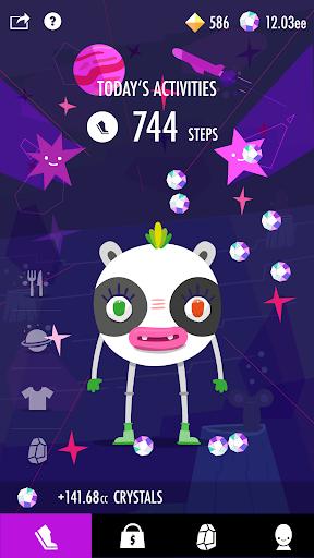 Wokamon -  Walking Games, Fitness Game, GPS Games screenshots 6