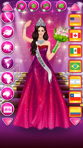 Beauty Queen Dress Up - Star Girl Fashion 1.2 Screenshots 22