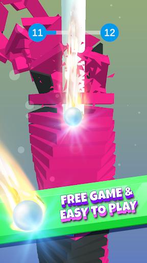 Jump Ball - Crush Stack Ball Tower 1.0.28 screenshots 4
