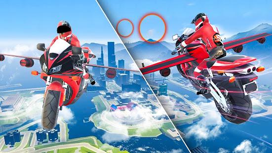 Mega Ramp Impossible Tracks Stunt Bike Rider Games 3.4.2 Screenshots 12