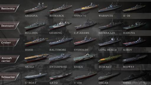 WARSHIP BATTLE:3D World War II 3.1.2 Screenshots 17