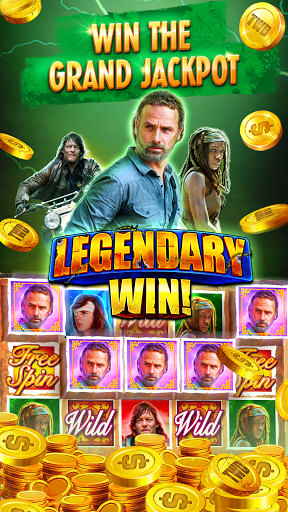 The Walking Dead: Free Casino Slots 224 screenshots 5