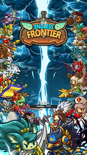 Endless Frontier - Online Idle RPG Game  screenshots 9