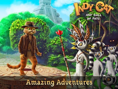 Indy Cat for VK Mod Apk 1.91 (Free Shopping) 8