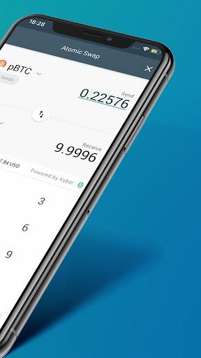 Eidoo: Bitcoin and Ethereum Wallet and Exchange 2.14.0 Screenshots 2