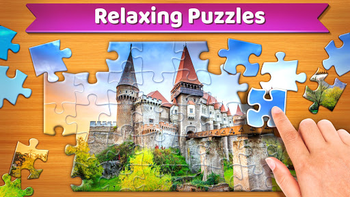 Jigsaw Puzzles Pro ud83eudde9 - Free Jigsaw Puzzle Games 1.4.1 screenshots 1